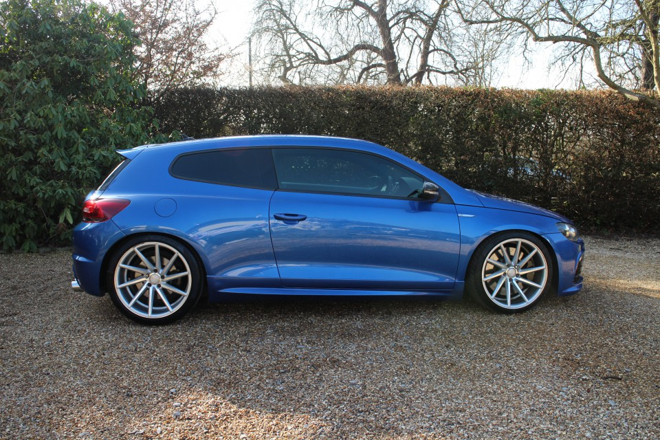 volkswagen scirocco 2 0 tsi r dsg 3dr hedinghams. Black Bedroom Furniture Sets. Home Design Ideas